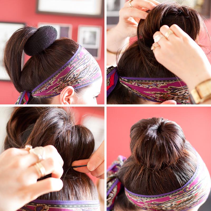 how to draw a siniman bun