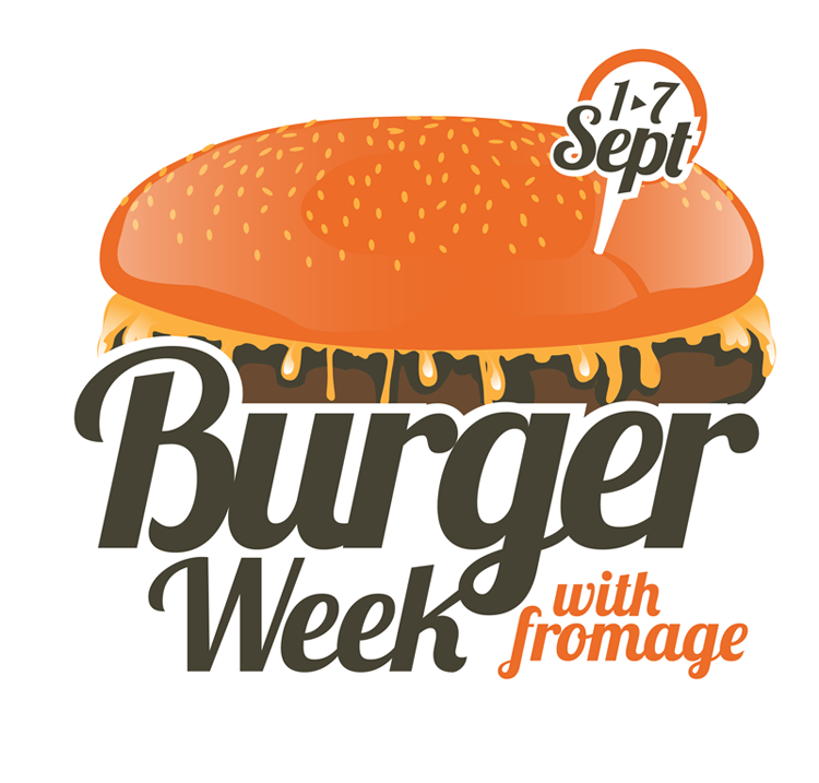 Burger Week 2013 Logo