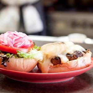 Inferno's The Jerk Burger