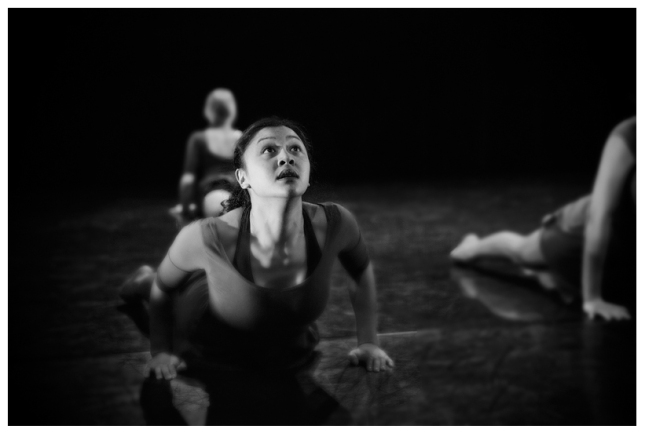 Winnipeg school of contemporary dancers, photographed by brett howe