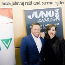 the junos 2014 in winnipeg, photo by brett howe