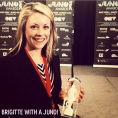 the junos 2014 in winnipeg, photo by charcoal