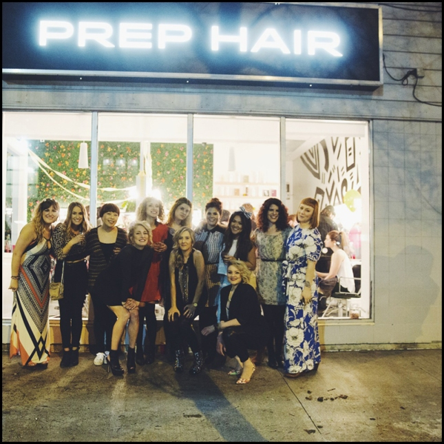 Prep Hair, Winnipeg MB. Photographed by Brett Howe