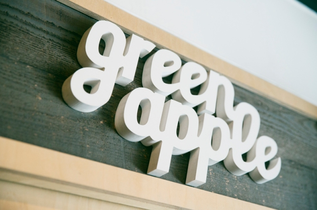 green apple skate board shop x chocolate boards. Photo by Brett Howe Photography