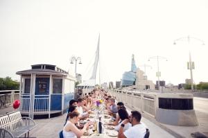 table for 1200, winnipeg MB, photographed by brett howe