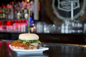 Brogue Gastropub for Burger Week Winnipeg 2014 © Charcoal Collaborative