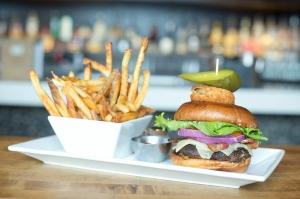 Chop Steakhouse & Bar for Burger Week Winnipeg 2014 © Charcoal Collaborative
