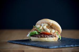 Saigon Jons for Burger Week Winnipeg 2014 © Charcoal Collaborative
