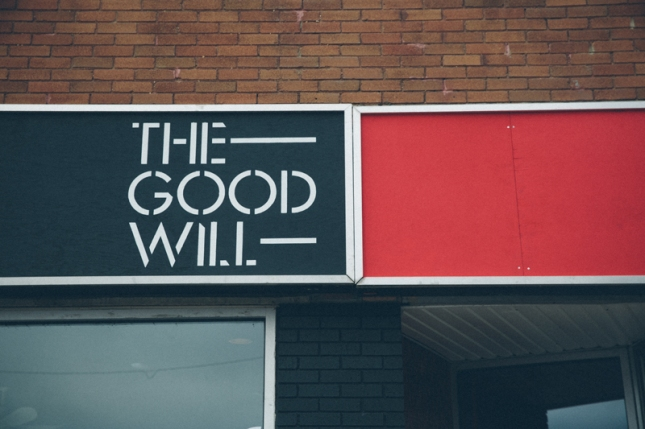 The Good Will photographed by Brett Howe